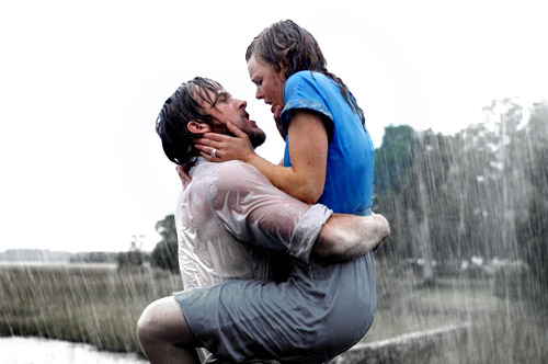 The Notebook - Kiss