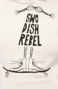 Swedish Rebel By WeSC