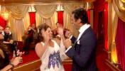 Marissa Jaret Winokur celebrates her 9