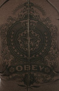 The Crown Royal Hoody by Obey