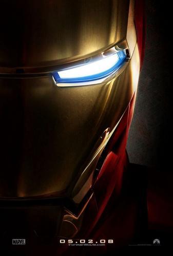 Iron Man - El Hombre de Hierro - Poster