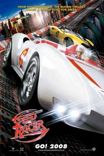 Speed Racer - Meteoro - Poster