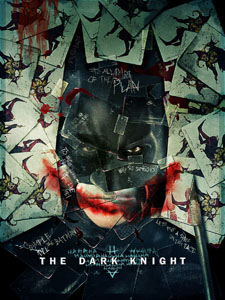 The Dark Knight - Poster