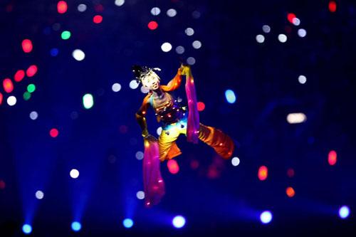 Beijing Olympics - Flying Dancer
