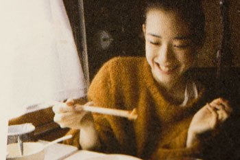 Yu Aoi - Dandelion Photobook - Chopsticks