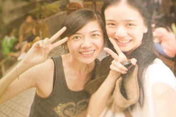 Yu Aoi - Kaiten TABURU wa Mutsukashii - with Ivy Chen
