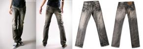 Instinct - Frayed Jeans