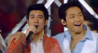 Wo Ai Beijing - Lee Hom Wang and Bi Rain