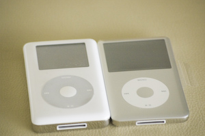 Battle of the iPods