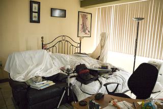 Bedroom Mess xD