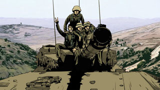 Waltz with Bashir - Art