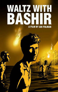 Waltz with Bashir - Poster