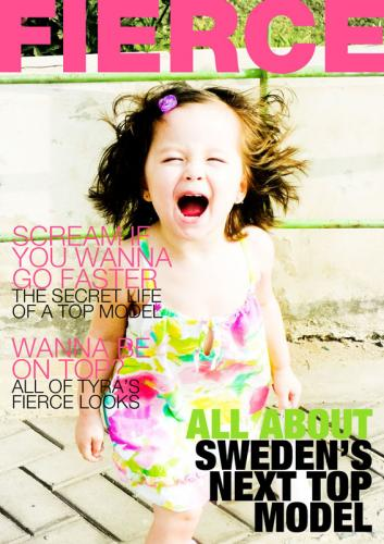 Sweden's Next Top Model - Fierce