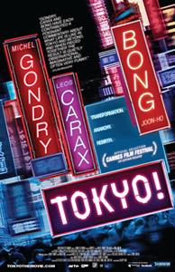 TOKYO! - US Poster