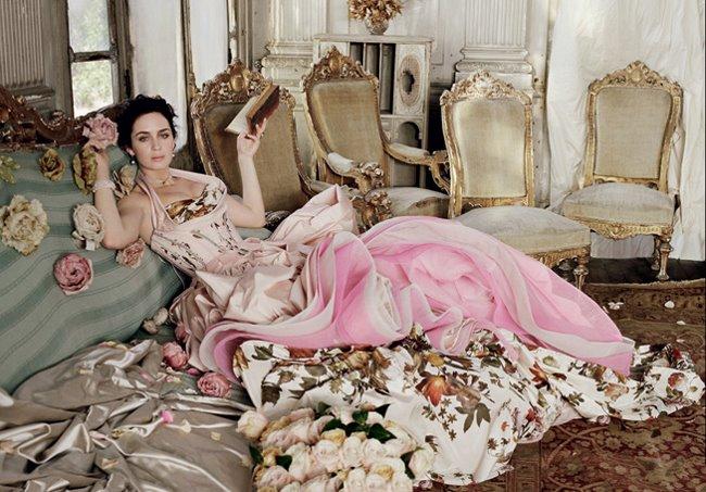 Michael Roberts - Vanity Fair May'09 - Emily Blunt