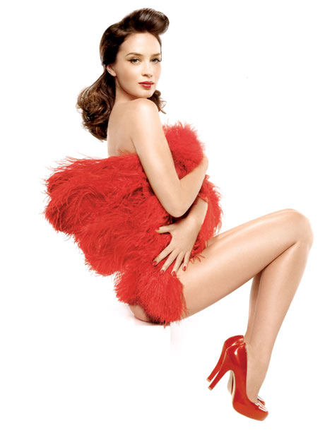Emily Blunt - Pin-up