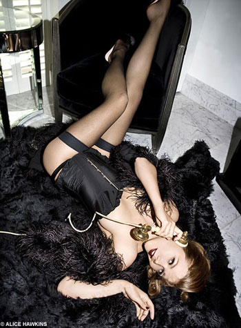 Maggie Gyllenhaal - Pin-up