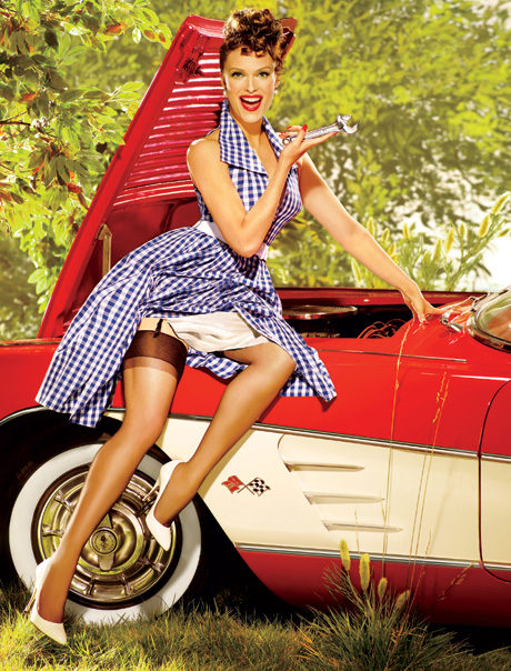 Vinessa Shaw - Pin-up