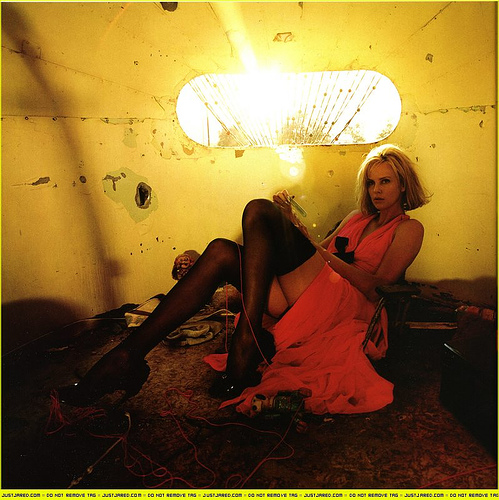 Charlize Theron - Flaunt Magazine