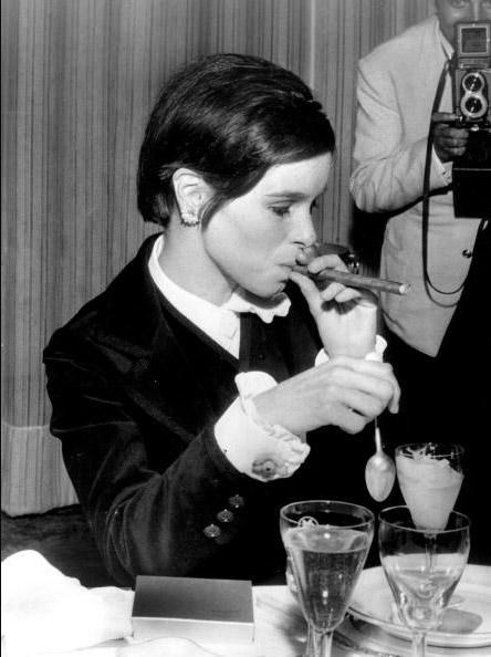 Cannes Film Fest - Geraldine Chaplin