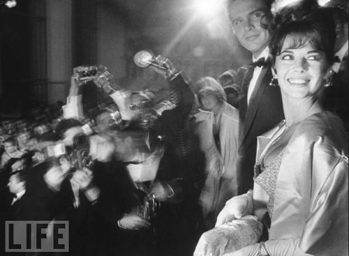 Cannes Film Fest - Natalie Wood and Warren Beaty