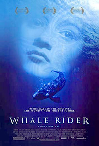 Whale Rider - Poster