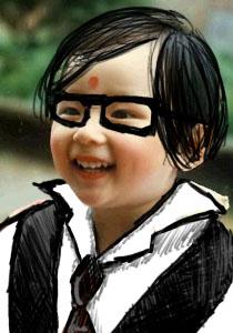 Bibi Chow - Kid - doodle
