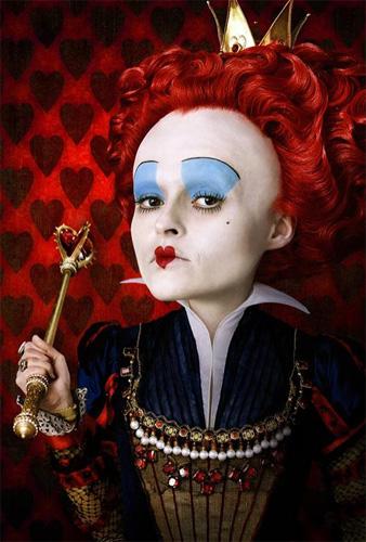 Tim Burton - Alice in Wonderland - Red Queen