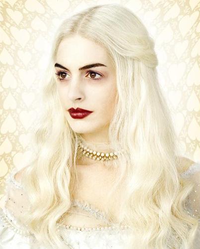 Tim Burton - Alice in Wonderland - White Queen