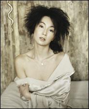 Maggie Cheung by Jean-Baptiste Mondino