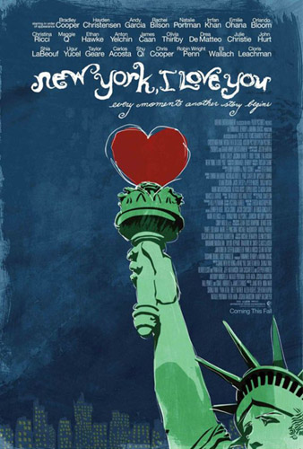 New York I Love You Poster