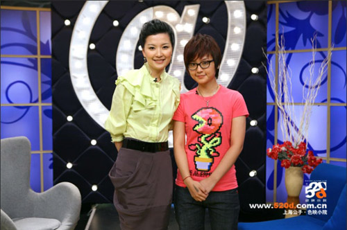 Bibi Zhou @ Rong Chen Blog