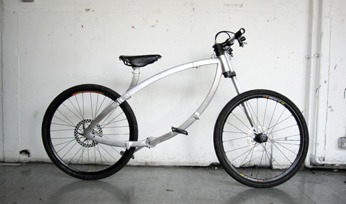 Folding Bike by eyetohand.com
