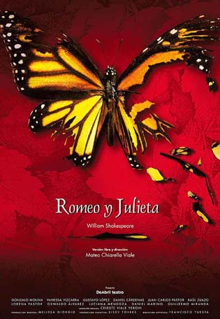 Romeo & Julieta by Felipe Cortazar