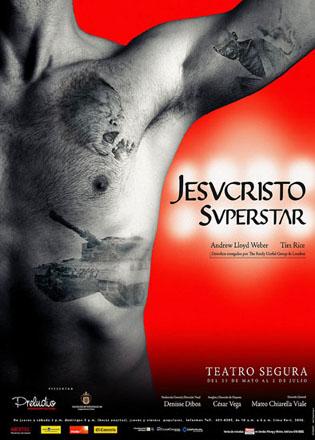 Jesucristo Superstar by Felipe Cortazar