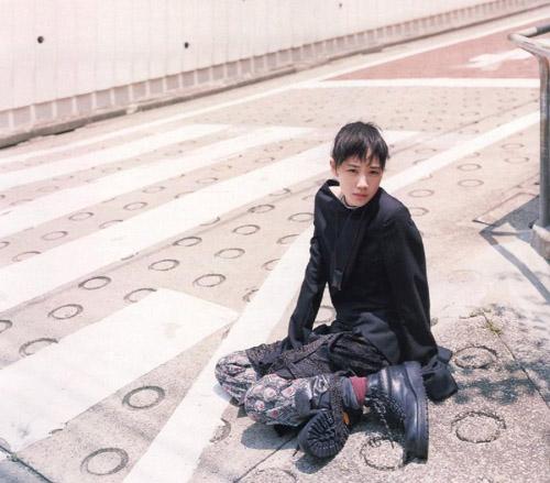 Yu Aoi - Ginza - Aug'07