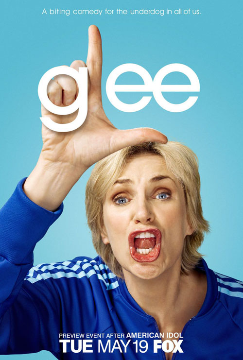 Glee Promo Season 1 - Sue Sylvester - Jane Lynch