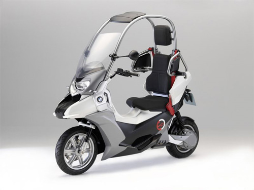 Cute Bmw Electric Scooter Personal Amy Wong Com A