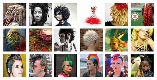 funky-hair