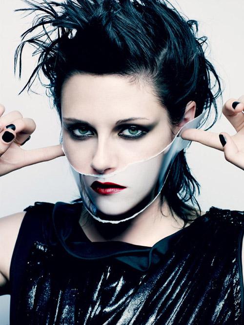 Kristen Stewart for Interview Magazine by Craig McDean
