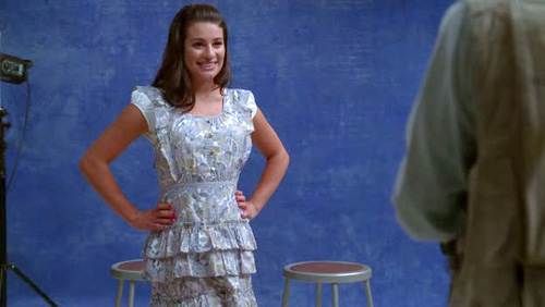 Glee - 1x12 - Break into the Business