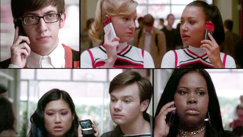 Glee - 1x13 - Sex is not dating.