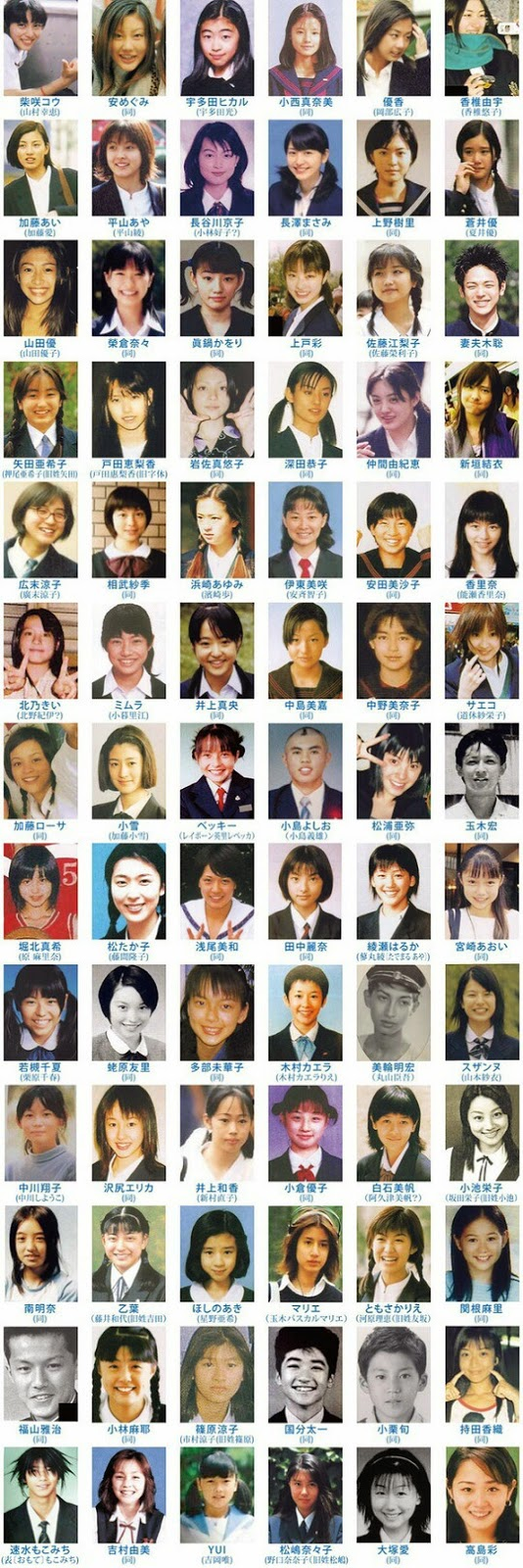 japan-idols-yearbook-photos